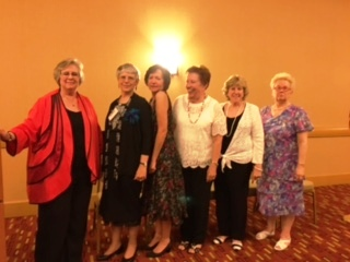 CFBPW Annual Conference and President's Message