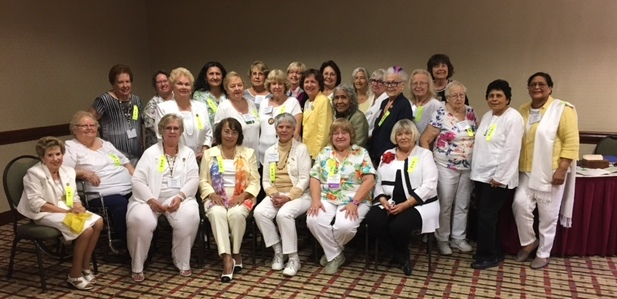 CFBPW Fall Board - Officers, Chairs and Delegates